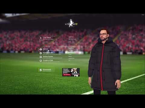 Football manager 2017 - How to install steam items