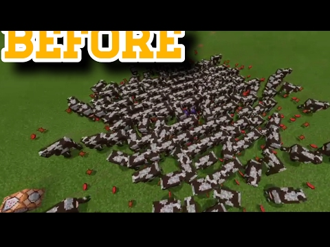 SUPER WEAPONS In Minecraft Pe • ONLY ONE COMMAND • Versions 1.1 +