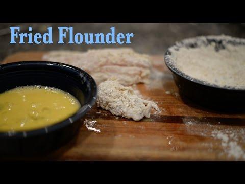 How To Make Fried Flounder