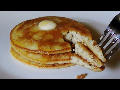 Liv's Low Carb Pancakes