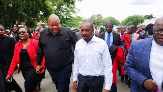 Masvingo halts as Chamisa joins March after Sikhala Victory