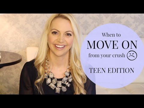 When to Move On from Your Crush: TEEN EDITION