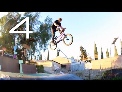 Webisode 4: 4X4's and Ben's Backyard | California Trip