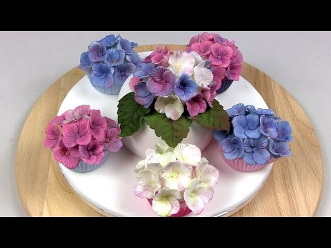 How to Use .: Hydrangea Cutter (JEM)