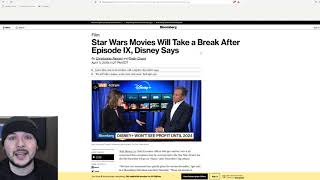 I will NEVER Watch Star Wars IX, Star Wars DIED After TLJ