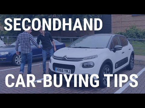 Tips on buying a used car – 7-step guide