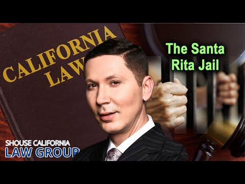 Santa Rita Jail -- Visitation, Sending Money, and General Info