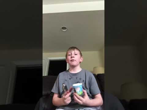 Ben and Jerry's Cherry Garcia ice cream Review