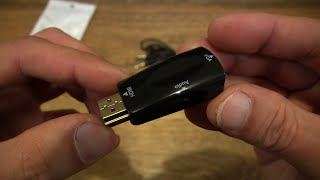 VicTsing HDMI Male to VGA Female Video Adapter