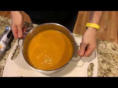 Butternut Squash Sweet Potato