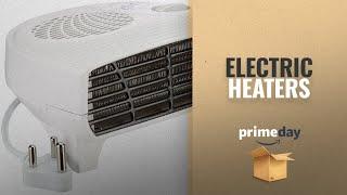 Electric Heaters Prime Day 2018: Orpat OEH-1220 2000-Watt Fan Heater (White)