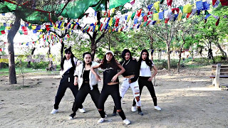 CHITTA VE | THE TEAM LADAKH | DANCERS FROM LADAKH | FIRST VIDEO|