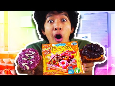 DIY MINI DONUTS!!!