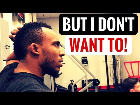 Too Tired to Go to the GYM?  A MESSAGE YOU NEED TO HEAR