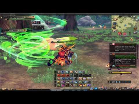 Aura kingdom (private server) Otherworld: Port Skandia (hell)