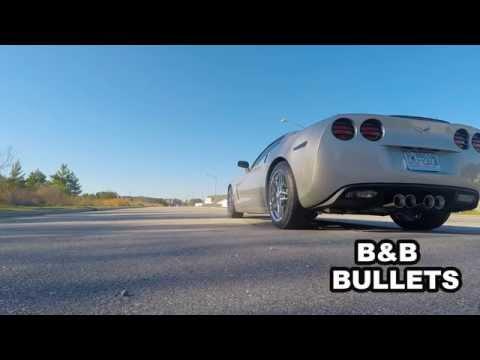 B&B BULLETS VS. B&B ROUTE 66 (Comparison)