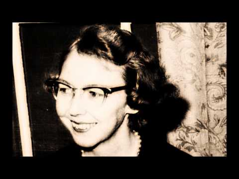 Flannery O'Connor Reads