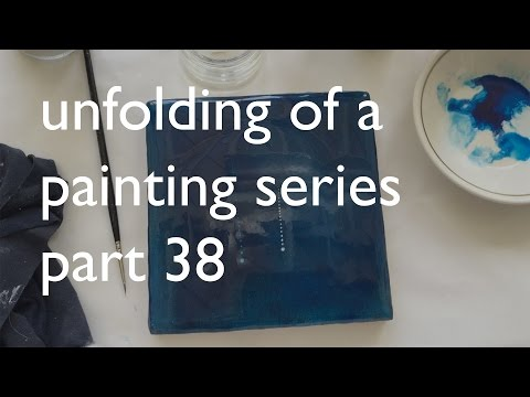 Unfolding of a Painting Series part 38