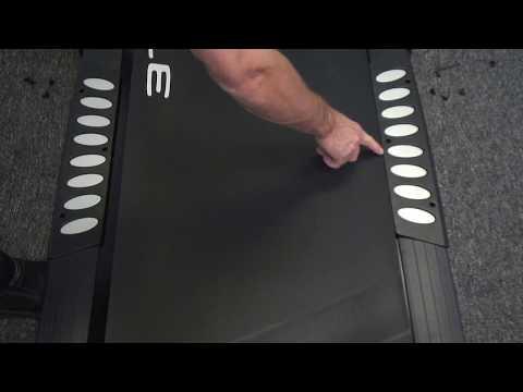 Sole Folding Treadmill - Tracking Belt