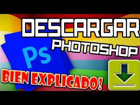 DESCARGAR PHOTOSHOP CS6 PARA WINDOWS XP.7.8.10 (metodo super facil)