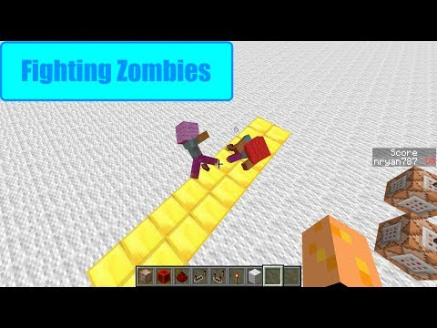 Zombies Fighting Each Other: 1.8 Snapshot