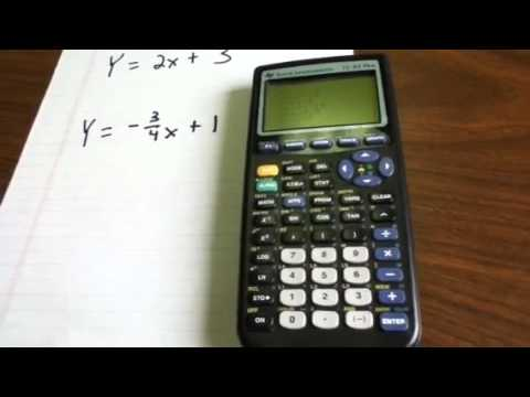 Graphing a Linear Equation - 2