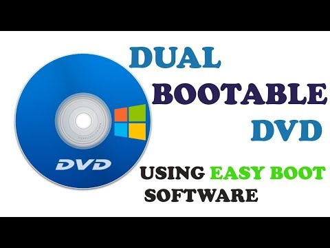 How To Create MultiBoot DVD using  EASY BOOT Tools - Real Tech