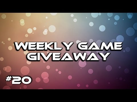 Game Giveaway Week 20 (CLOSED) + Week 19 Winners