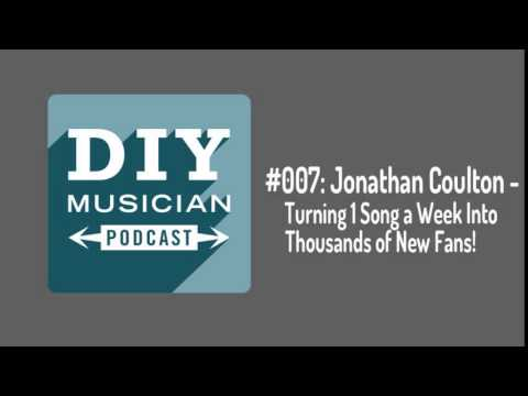 #007: Jonathan Coulton – PART 2