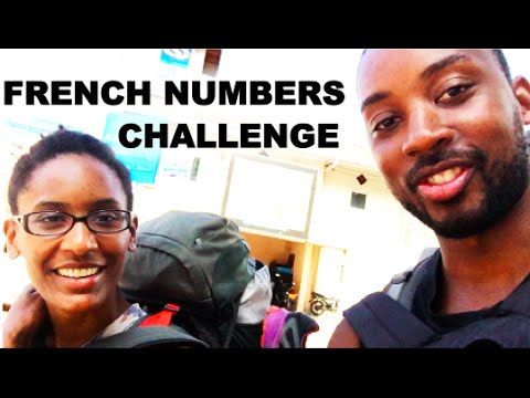 French Numbers challenge (Learning to count to ten in French Fail)