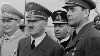 BBC Hunting the Nazi Gold Train 2016
