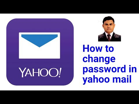 How to change password in yahoo mail  [ bangla tutorial ]