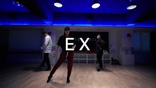 Ex - Dani Leigh   Yuri Choreography