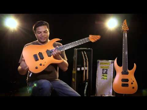 Misha Mansoor is sick of talking about his guitars