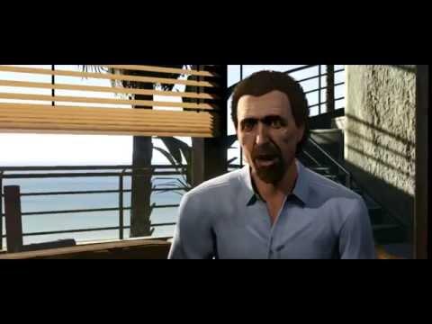 GTA V Trailer - Michael