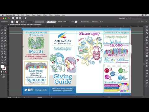 Importing Text from Microsoft Word in Adobe Illustrator