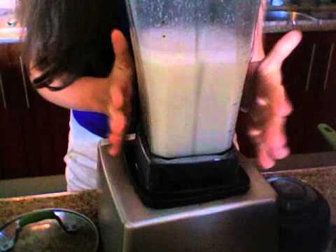 How to Make Rice Milk Recipe