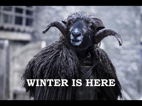 Winter has arrived 2016