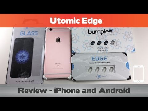Do they work? Utomic Edge Review (formerly known as Bumpies) - iPhone 6/Galaxy S6