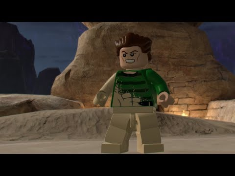 LEGO Marvel Super Heroes 2 Sandman Unlock Location + Free Roam Gameplay