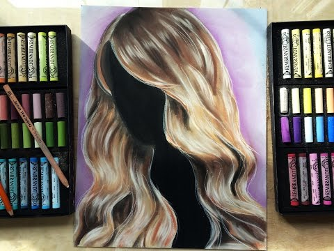 HOW TO: Working in Chalk Pastel | Hair