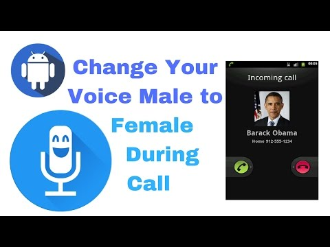 Change Your Voice Male to Female During Call [Bangla Tutorial] | Mines Of Tech