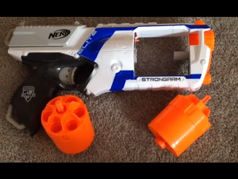 [Mod] Strongarm Drop Barrel