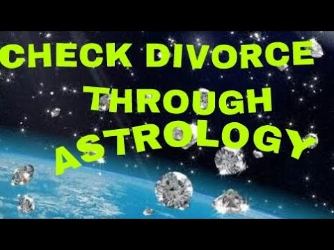 Divorce & Astrology