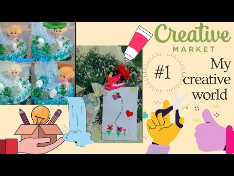 My Introduction-Creative World of Ambreen