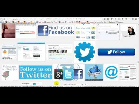 How to add Twitter Follow Button to WordPress Blog