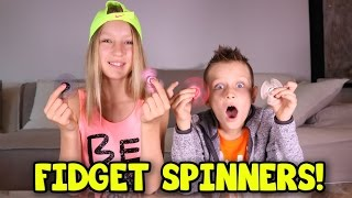 Download Our Collection of FIDGET SPINNERS! Video