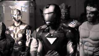 Avengers Super Hero Cypher BET 2012