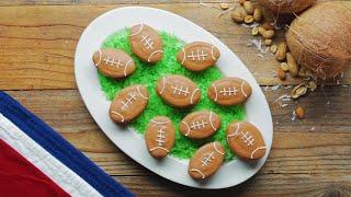 Football Macarons •Tasty
