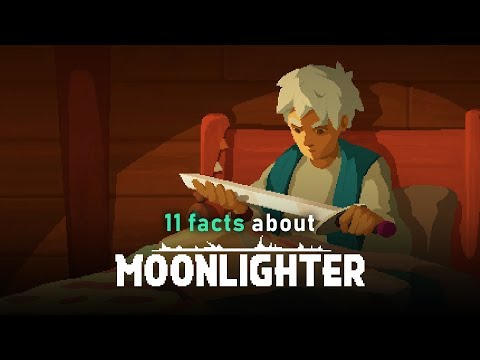 11 facts about Moonlighter | Features trailer